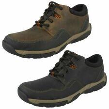 Mens Clarks Shoes Walbeck Edge II