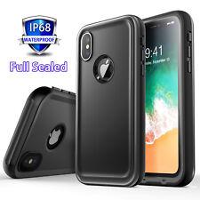 Waterproof Case 2m Underwater Shockproof Dirtproof Cover For Apple iphone X 10
