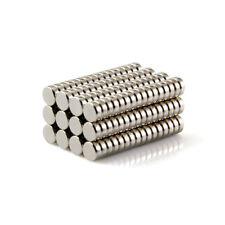 Magnetastico® | Extra starke Neodym Scheibenmagnete N52 | Größe & Anzahl wählbar