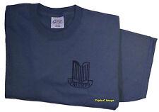 Triumph shield 100% cotton T-Shirt - Med through XXL