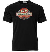 STP Racer's Edge - Graphic Cotton T Shirt Short & Long Sleeve
