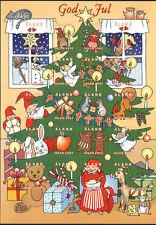 Finland Aland 1997, Christmas Sheet MNH