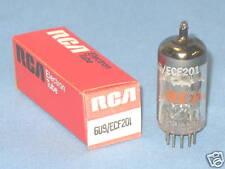 VACUUM TUBE ~ 6U9 / ECF201 ~ RCA ~ NOS ~ 6U9 / ECF201
