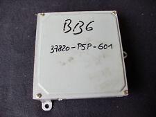 Dispositivo de control ecu Honda Prelude bb6 bj97-01 37820-p5p-g02
