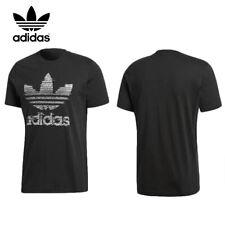 Adidas Men's Original Short Sleeve Trefoil Traction Trefoil T-Shirt