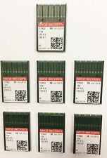 Groz Beckert Industrial Machine Needles, 134 / 135x5 / DPx5 (pack of 10 needles)