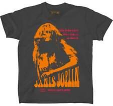 JANIS JOPLIN - Madison Garden - T SHIRT S-M-L-XL Brand New Official T Shirt