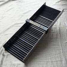 Goldwaschrinne, gold sluice box, 60cm x 20cm, für mehr Gold! GOLDSAX Goldwaschen