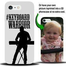 Personalised Keyboard Warrior Phone Case Cover Troll Electric Present Gift XA64