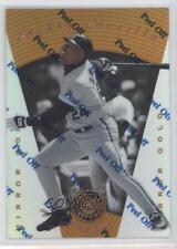 1997 Pinnacle Certified Mirror Gold 77 Bobby Bonilla Miami Marlins Baseball Card