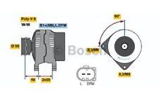 BOSCH Lichtmaschine Für VW GOLF TRANSPORTER POLO SEAT IBIZA 0 986 041 920