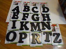 Monogram Stocking Accessory 3 in 1 Letter A B C D E F G H I K L M N O P R T Z