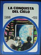 CARTONATO ILLUSTRATO DISNEY LA CONQUISTA DEL CIELO - 2° EDIZIONE 1979