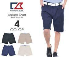 Men's Cutter & Buck Shorts Beckett MCB00079 34,36,38,40, & 42