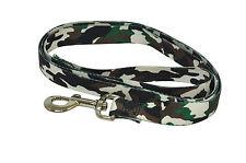 NEW Saf-T-Paw 6' Long Dog Camouflage Leash Lead