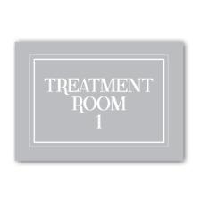 Treatment Room 1 Sign, Treatment Room Door Sign, The Treatment Room Sign