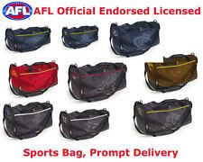 AFL TEAM LOGO SPORTS CARRY SHOULDER BAG FOOTBALL GYM BAG Training bag