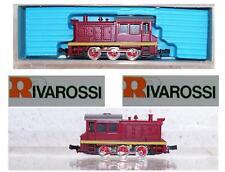 ATLAS-RIVAROSSI 4069 E-Look DAVENPORT 0-6-0 OVP SCALA-N