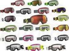 Scott USA Buzz/MX/Pro/WFS Goggles Youth Kids Childs Boys Girls Motocross Dirt