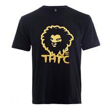 Dorado León Algodón Orgánico (hombre) Camiseta Por Thtc ropa co