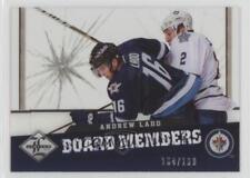 2012-13 Panini Limited Board Members BM-44 Andrew Ladd Winnipeg Jets Hockey Card