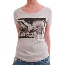BOOM BAP Camiseta Women - hardyell - Gris Mezclado