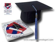 Chapeau de licence collège mortarboard The Original Grad Hat  azur