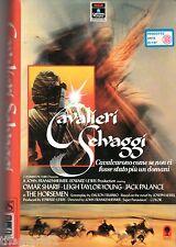 Cavalieri selvaggi (1971) VHS Columbia - Jack Palance