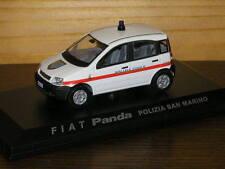 FIAT  PANDA POLICE  1/43 NOREV