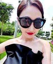 Oversized LUX Cat Eye AUDREY D Frame Wayfe Fashion Big Large XL Sunglasses 9552