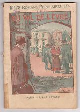 AU VAL DE L'EVRE Antony DREYER Romans Populaires N°178