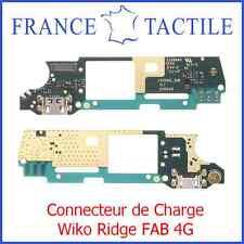 """Connecteur de Charge Micro USB Réseau pour WIKO RIDGE FAB 4G 5.5"""" - Original"""