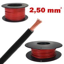 10m flexible Litze Kabel 0,50mm² H 05 V-K 0,5 Leitung Aderleitung 0,299€//m
