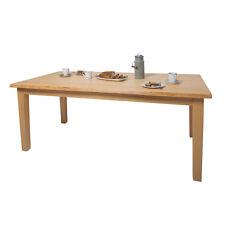 Esstisch Massivholz 200x100 cm ländlich Tisch Küchentisch Holztisch Vollholz