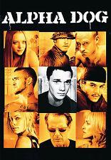 Alpha Dog (DVD, 2007, Widescreen)
