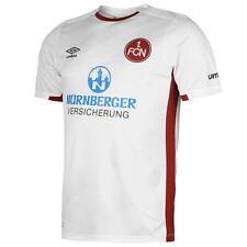 "100% Official Umbro FC Nurnberg Men's Away Shirt 2016/17, Size: S (36-38"")"