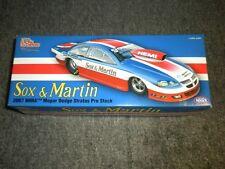 Sox & Martin 2007 NHRA Mopar Dodge Stratus Pro Stock Die-Cast  Bob Panella Jr.