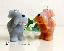 Kerze lustige Dogge 10cm Kerzen Tiere Figuren Dekokerzen Geschenke Geburtstag