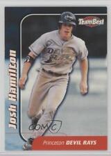 1999 Team Best Player of the Year #25 Josh Hamilton Tampa Bay Rays Baseball Card