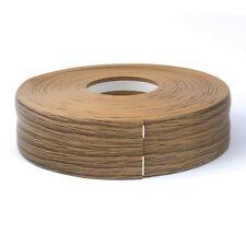 OAK FLEXIBLE SKIRTING BOARD 32x23mm PVC strip finishes edges floor wall cover