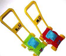 Rasenmäher Kinderrasenmäher Spielzeugrasenmäher Rasenmäher mit Knattergeräuschen