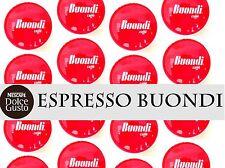 NESCAFE DOLCE GUSTO | BUONDI Coffee| 6-48 Capsules | CHEAPEST ON EBAY