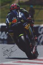 Andrea Dovizioso Hand Signed Moto GP 2012 Yamaha Tech 3 Photo 12x8 1.