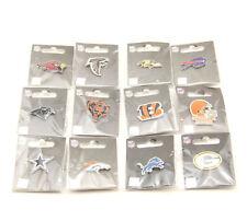 NFL Football Team Logo Licensed Lapel Pin