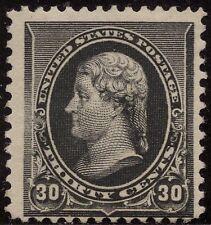 SC# 228 Mint 30c Thomas Jefferson OG NH PO Fresh CV$1200+ for NH  **Nice***