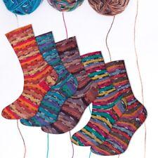 100g Rellana Sockenwolle Flotte Socke Magic 4-fädig Farbverlaufgarn Schurwolle