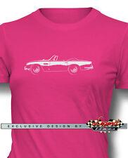 ASTON MARTIN DB5 Convertible Camiseta para mujer - Varios Colores Tallas -