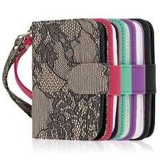 for LG Optimus Dynamic II Wallet Case MPERO FLEX FLIP ID Credit Card Covers