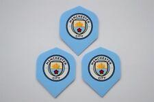 Manchester City Darts Flights Offically Licensed Man City Flights