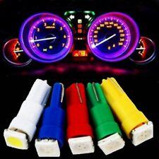 LED SMD T5 W1,2W Tachobeleuchtung 12V  WEIS ,Blau und Rot